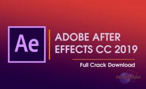 Download Adobe After Effects CC 2019 Full Crack & Hướng Dẫn Cài Đặt