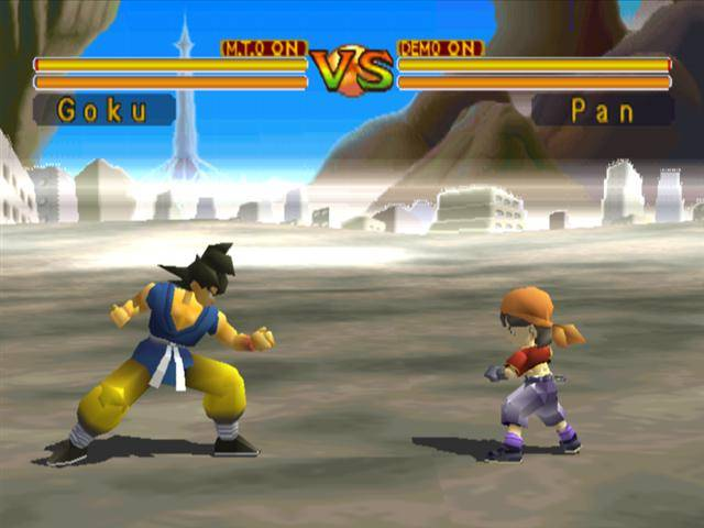 dragon ball gt final bout for pc