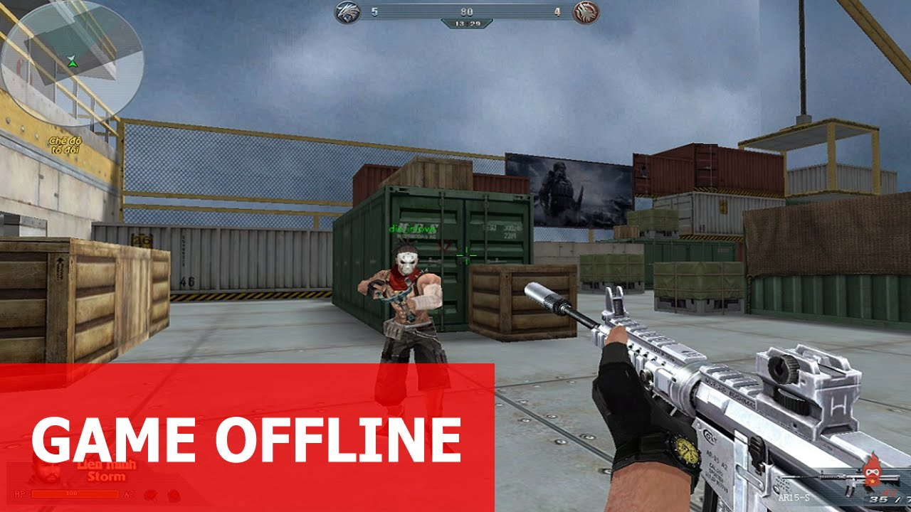Download Game Đột Kích Offline 5.0 (CF Offline v.5)