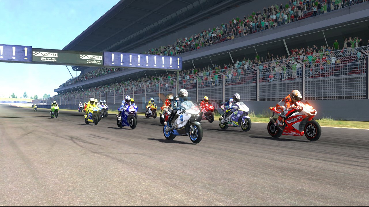 Download Game Đua Xe Moto 3D cho PC (Moto GP 2)
