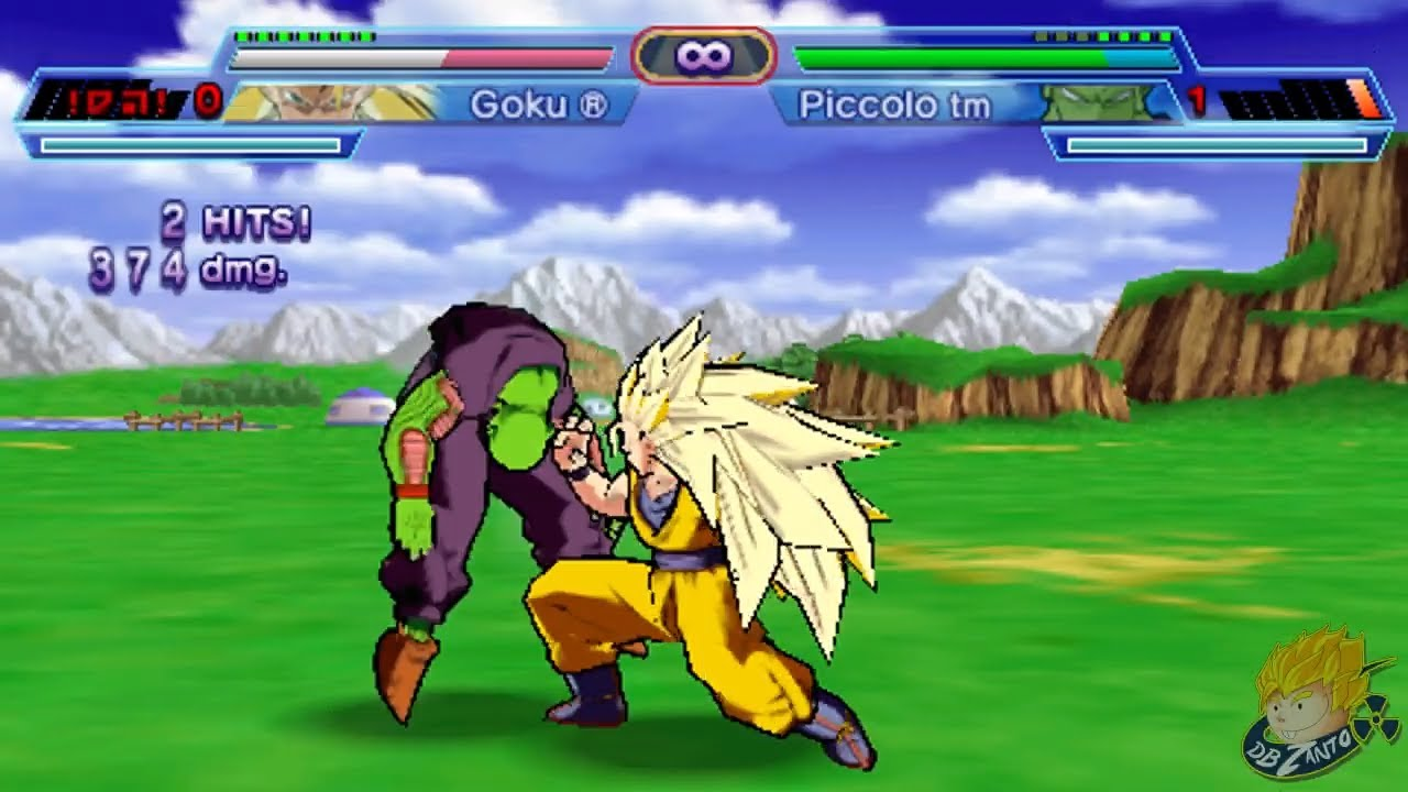 Download Dragon Ball Z Shin Budokai Another Road