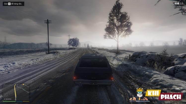 Vào game GTA 5 dễ dàng nhanh chóng nhất sau khi Việt hóa